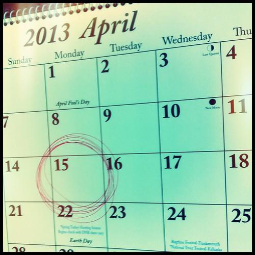 April 15 Tax Day | by danielmoyle