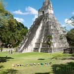 Guatemala, Ruinas de Tikal 39