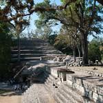 Honduras, ruinas de Copa?n 13