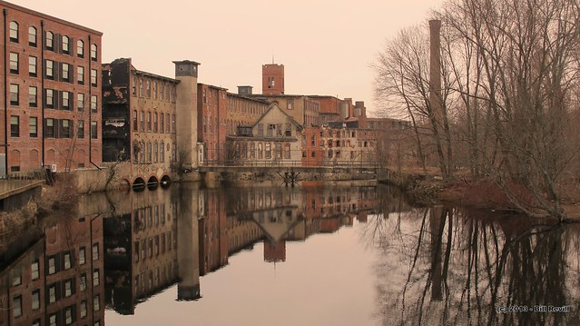 Mill on the Pawtuxet, Warwick, Rhode Island