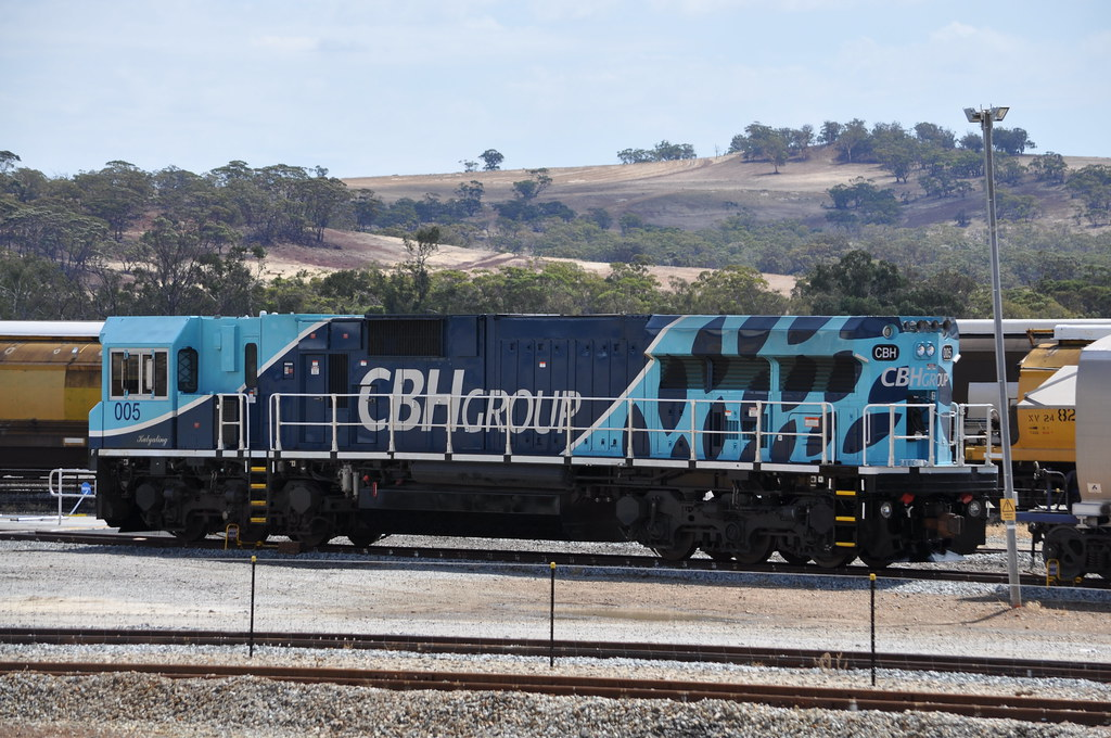 CBH005 Northam Avon Yard 16 03 2013 by ChrisDPom