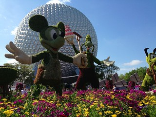 EPCOT Flower and Garden Festival - I'm here! | by Erin *~*~*