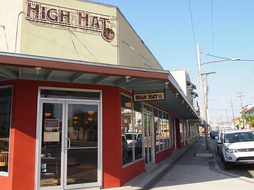 Hi Hat on Freret Street. Photo by Melanie Merz.
