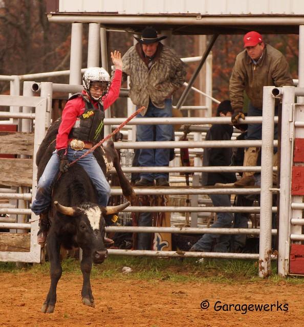 Junior Bull Riders Association, March 2013