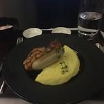 Petit déjeuner Business Garuda