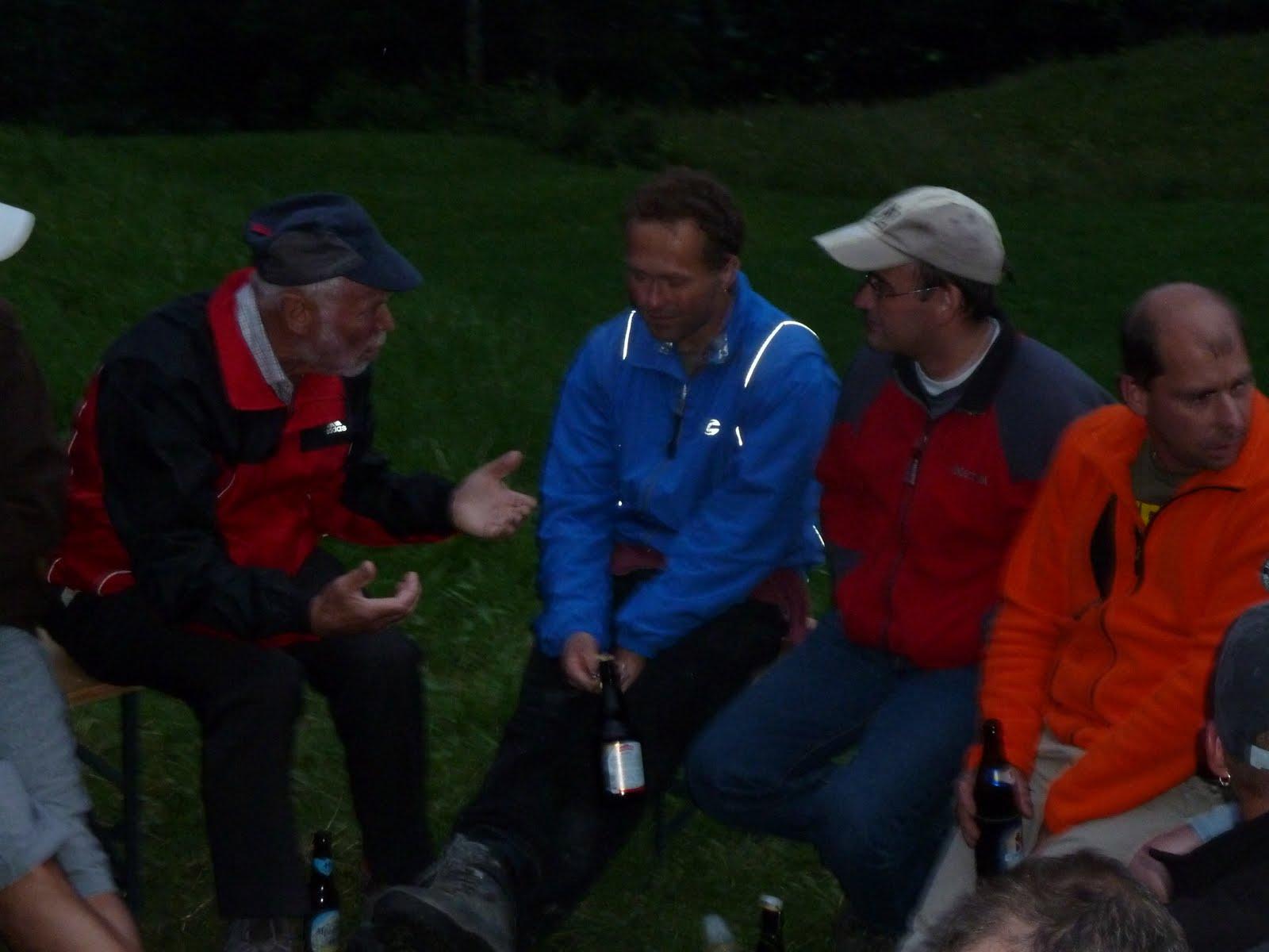 2011 Abendwanderung Brunnerenstock
