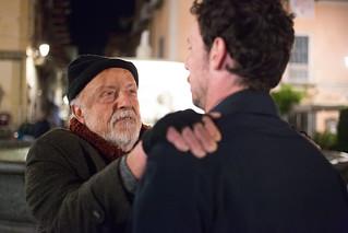 30 Le verità - Foto di scena - Francesco Montanari e Renato Scarpa