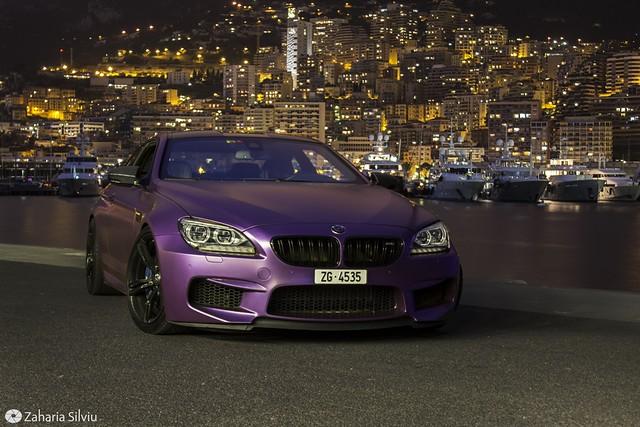 BMW G-Power M6