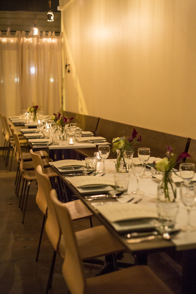 Il Corvo Pasta Restaurant In Seattle Wa Photos Of The Int