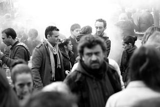 Crowd   by Nelanthas