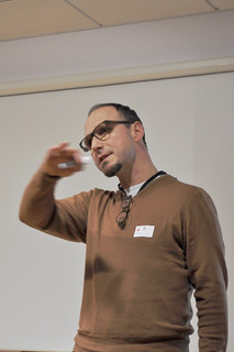 Emmanuel Hadjiandreou at the Real Bread Campaign gathering 24JAN13 | by Real Bread Campaign