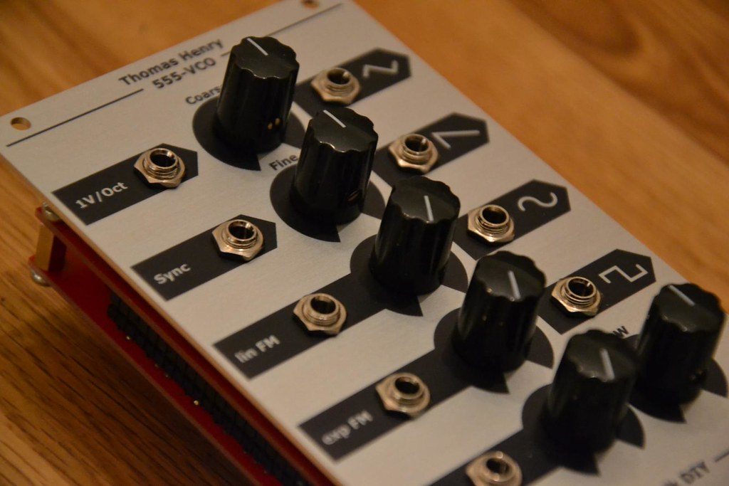 TH DIY Modules | Thomas Henry eurorack DIY Modules by fonitr