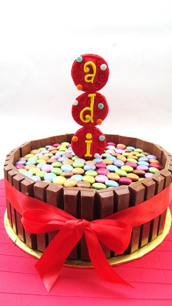 Prime My Son Birthday Cake Happy Birthday Adi Anita Flickr Birthday Cards Printable Trancafe Filternl