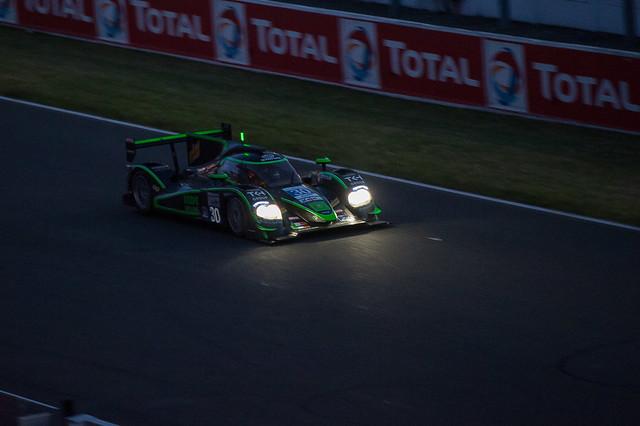 Status Grand Prix - Lola B12/80-Judd - Le Mans, Pays de la Loire, France - 16/06/2012 22h12