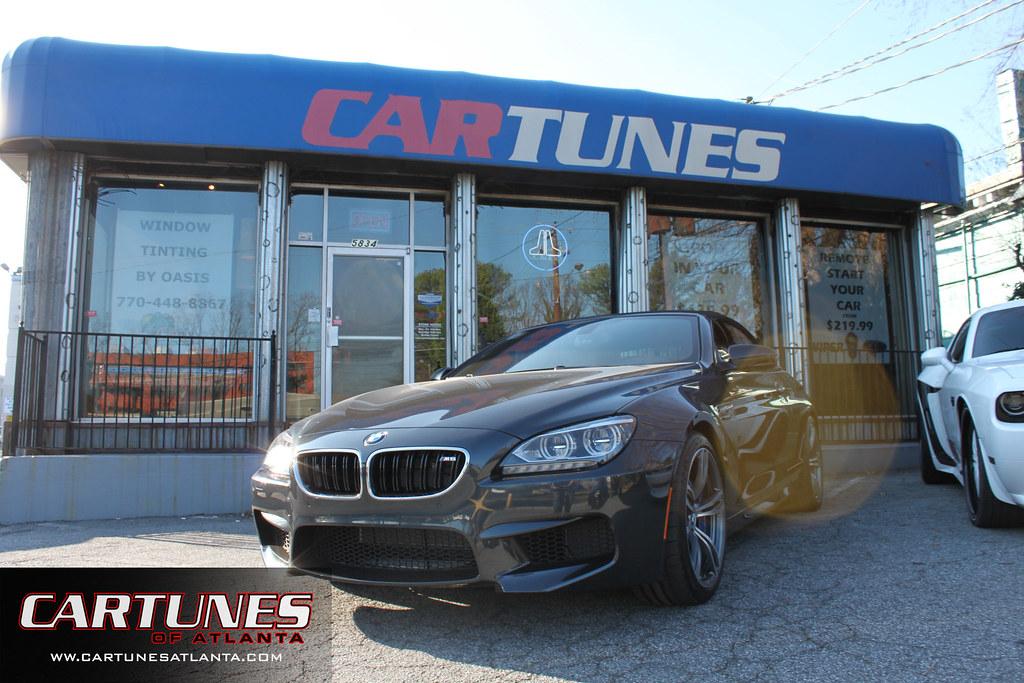 Car Tunes Atlanta: BMW 6 Series 2012 Laser Interceptor
