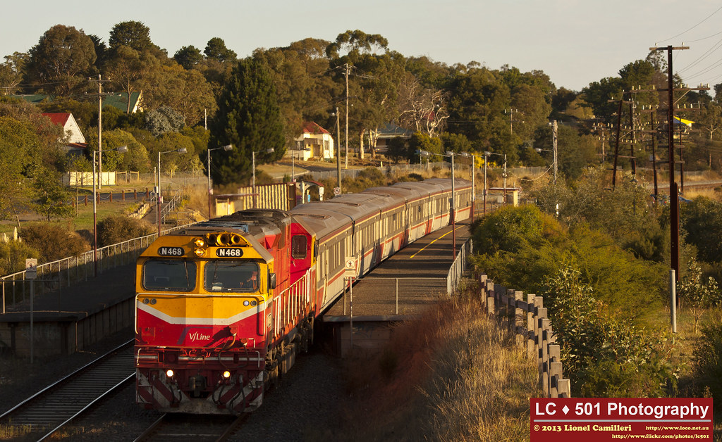 Loco Hauled Pass V2 by LC501