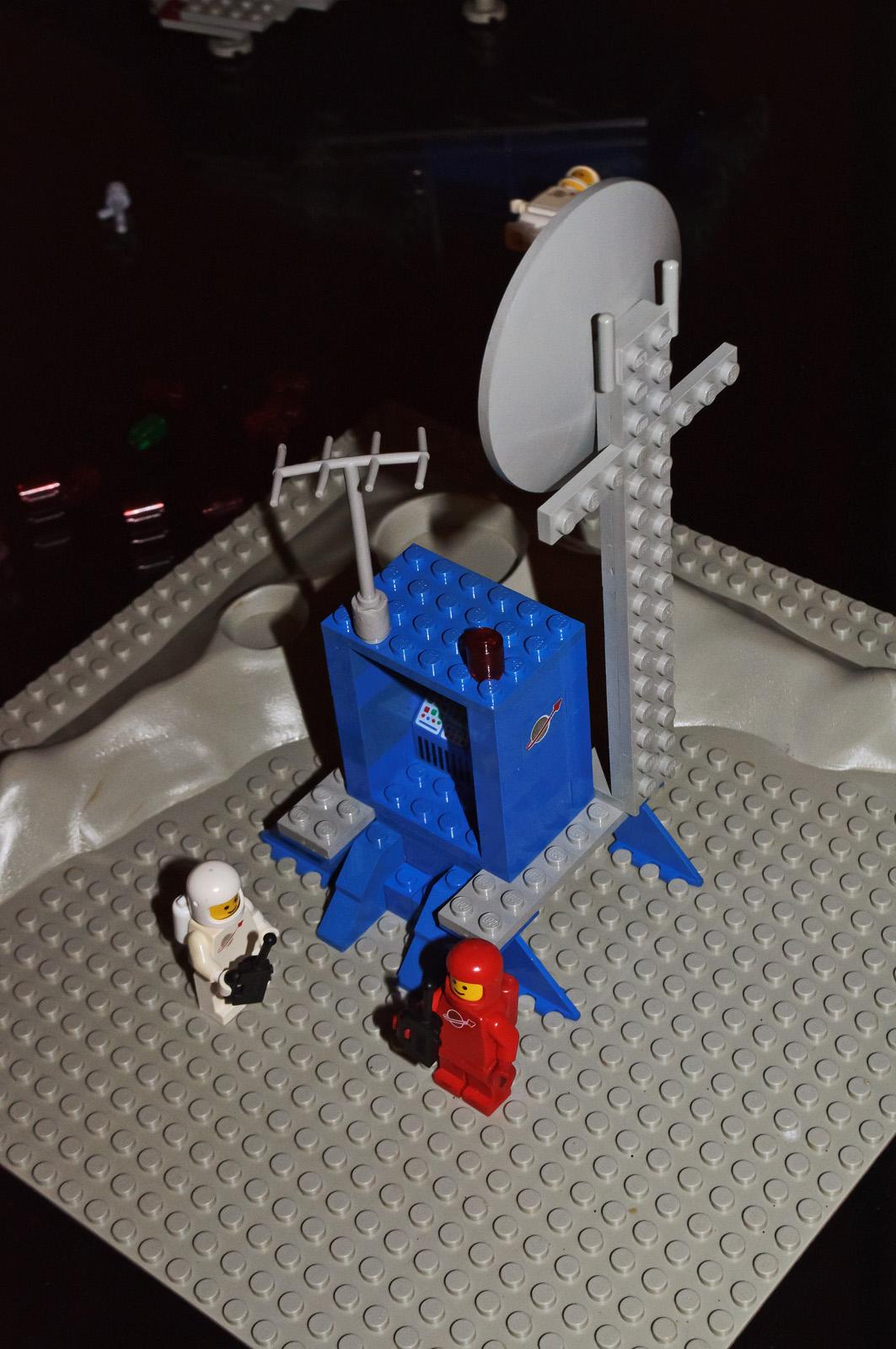Lego Space - Set 497 Galaxy Explorer