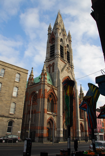 John's Lane church, Dublin