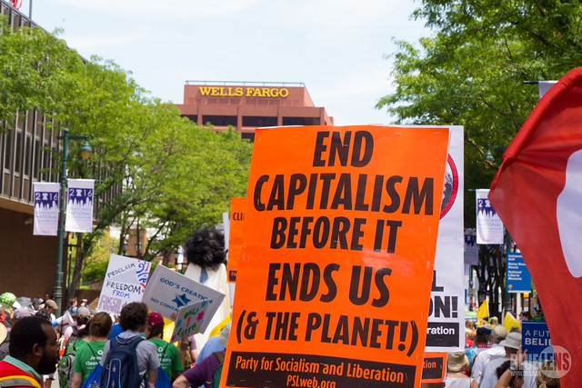 End Capitalism Before It Ends Us & the Planet-CleanEnergyMarch-4-1470292