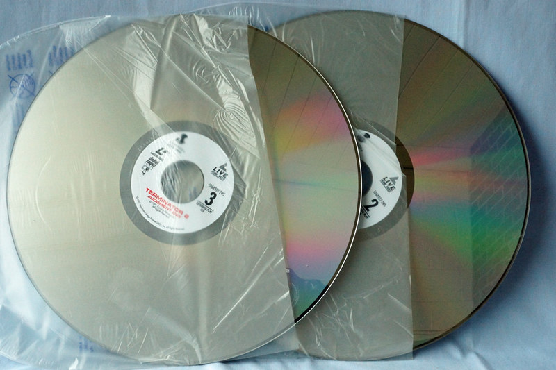 DSC02052 Terminator 2 Judgement Day Laser Disc