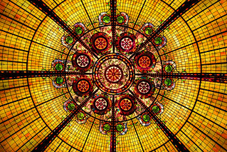 Stained Glass Bellagio | by Christopher Lovegrove