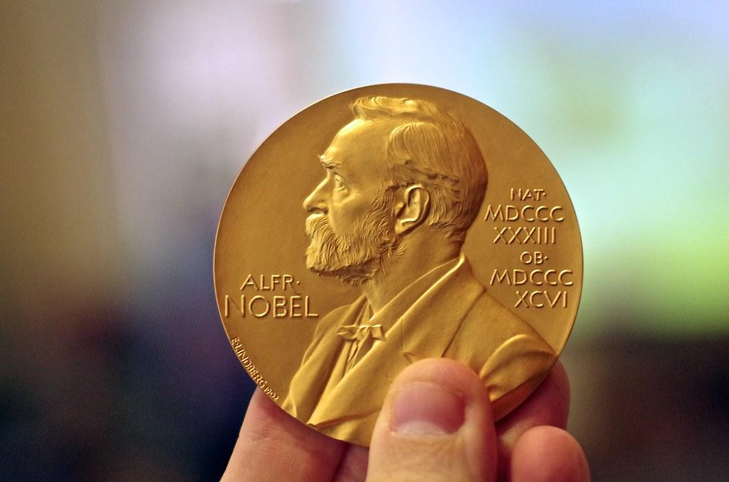 Nobel Prize Medal in Chemistry