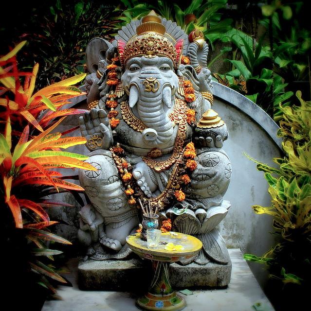 Ganesha - The Elephant God