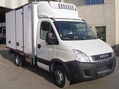 Хладилна надстройка + хладилен агрегат за Iveco