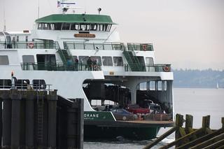 MV Spokane leaving Kingston | by compdude787