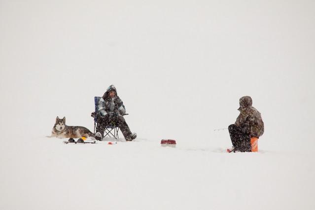 January Fish Market - Ice Fishing 2