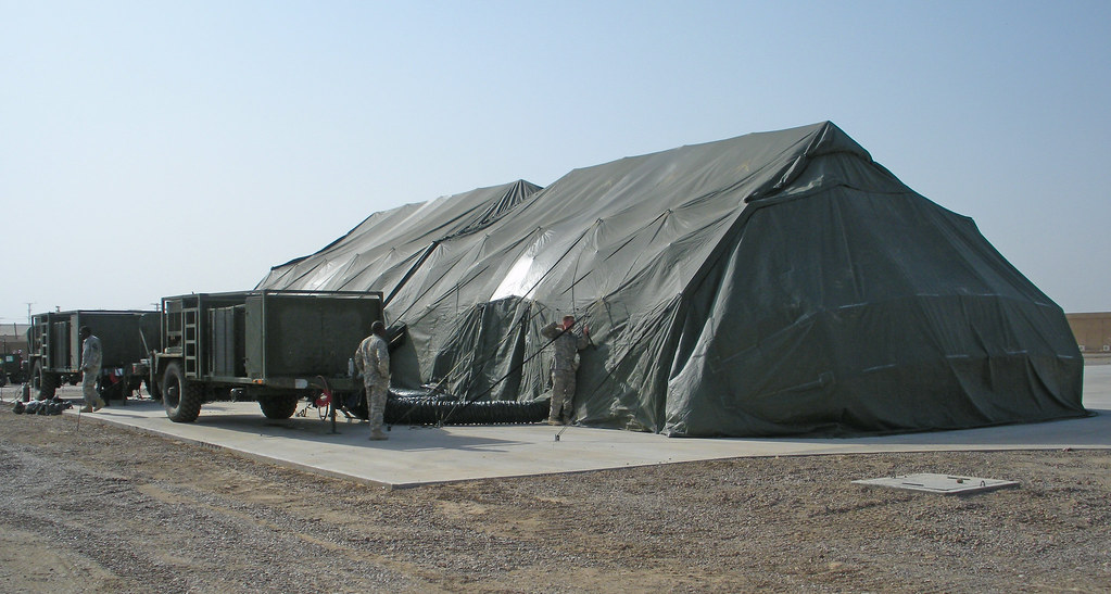 ... DRASH-Military-Tent | by DHS Systems LLC & DRASH-Military-Tent | DRASH Military Tents | DHS Systems LLC | Flickr