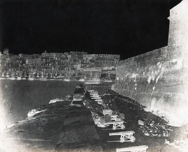 Rev. George Wilson Bridges - Fort St. Angelo, Malta, 1846