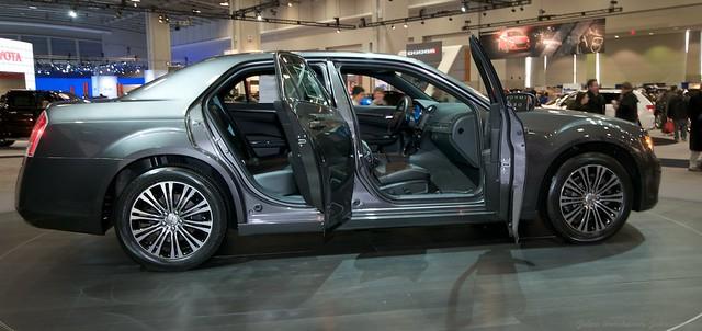 2013 Washington Auto Show - Upper Concourse - Chrysler 1