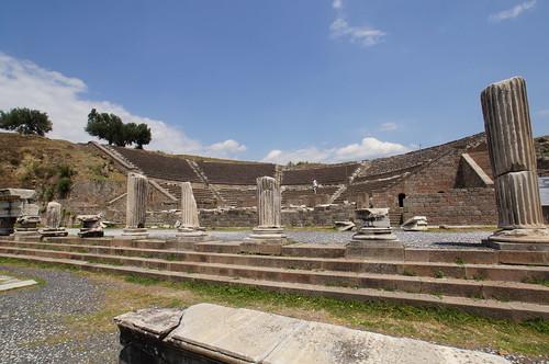 Asklepeion, Pergamon, Asia | by pickett.jordan