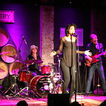 Wed, 20/02/2013 - 9:27pm - Alice Smith performs for an audience of WFUV Members at the 2013 Gala Kickoff Party at City Winery. 2/20/13 Hosted by Rita Houston. Photo by Laura Fedele
