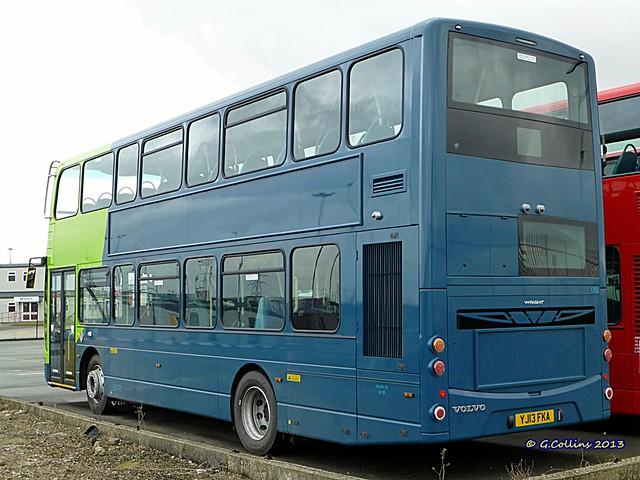 Arriva Yorkshire 1702 - YJ13FKA