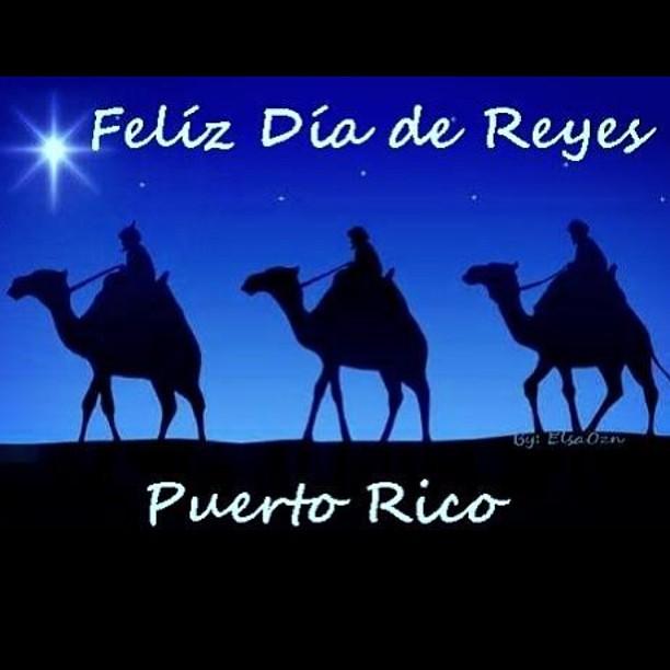 Happy 3 Kings Day Feliz Dia De Reyes Puertorico Flickr