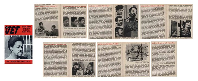 Bobby Seale Interview on The Black Panther Party - Jet Magazine, January 15, 1970