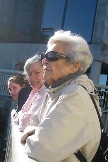 Iz, Deb, & Abuela