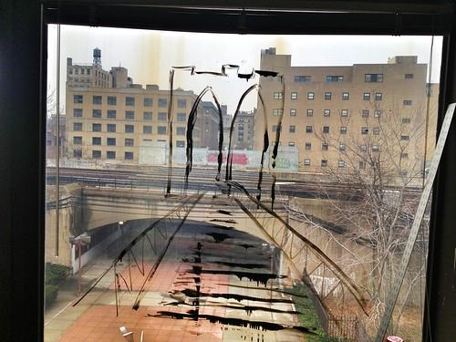 Office Bridge to LIRR