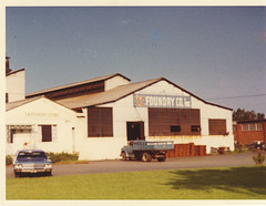 12. Foundry at 1005 Commerce Road about 1970.