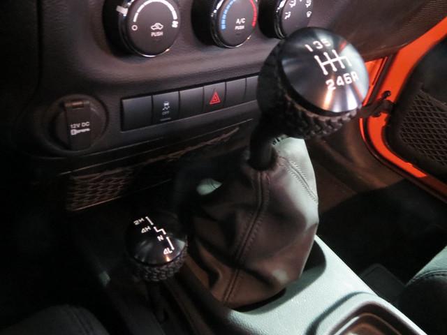 Drake shift knobs for Jeep Wrangler 2011-2013