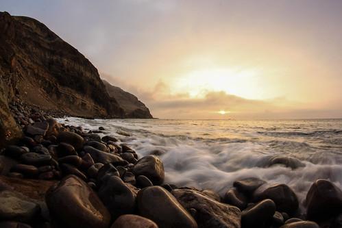 Down by the Sea, La Herradura   by Geraint Rowland Photography