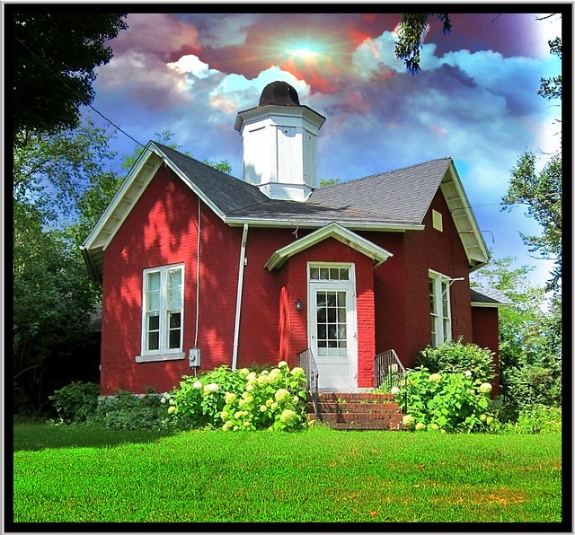 School House District 17~ 1859 ~ Cayuga County NY
