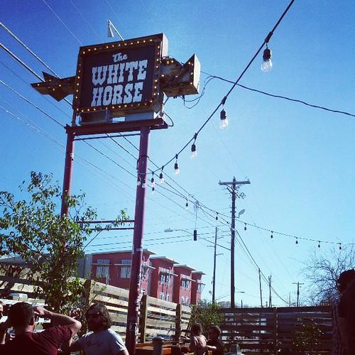 The White Horse, Austin TX   by mattlucht