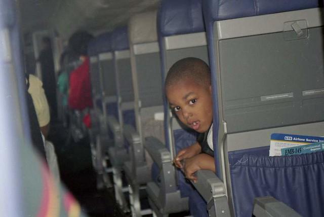 Continental Express to Newark (1999)