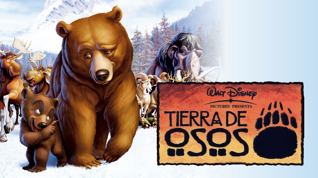 Brother Bear Hermano Oso Tierra De Osos Wallpaper Fondo Pa