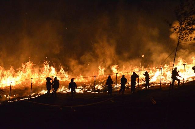 Wakakusa Yamayaki Firetenders