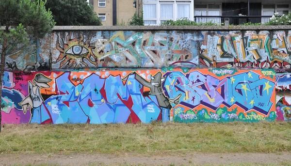 The Earth's Edge Graff Battle relik
