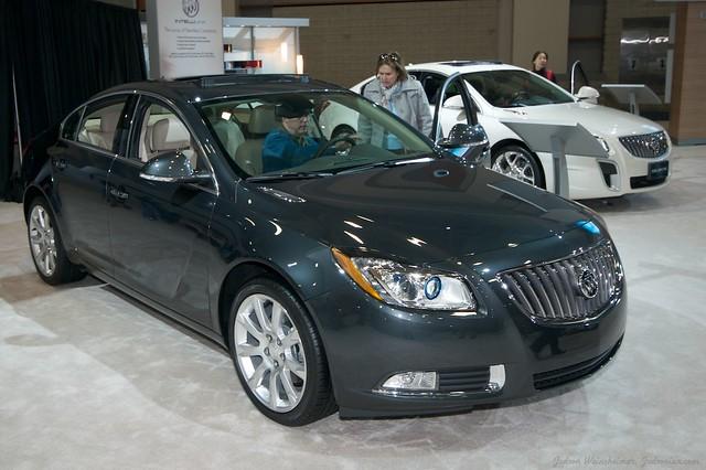 2013 Washington Auto Show - Upper Concourse - Buick 3
